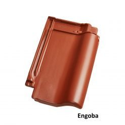 Samba 11 Engoba red roof tile