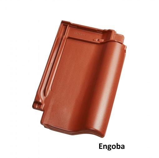 Samba 11 Engoba red roof tile